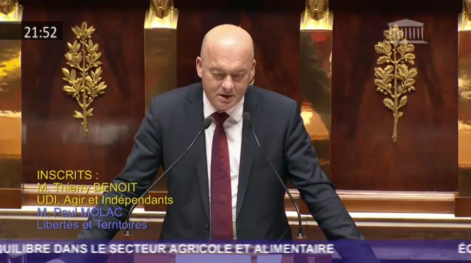 TB hémicycle